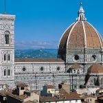 كاتدرائية فلورنسا من أكبر الكاتدرائيات فى العالم