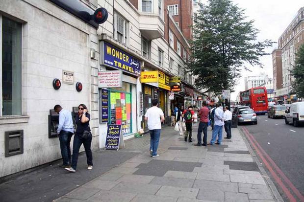 شارع العرب لندن من أهم المعالم السياحة الجاذبة فى المدينة