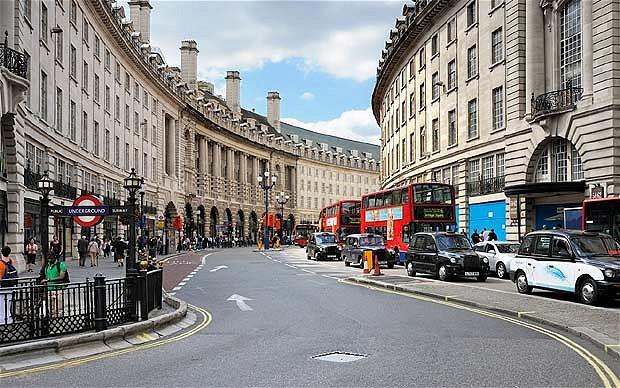 Photo of شوارع لندن الشهيرة … تعرف على أشهر شوارع لندن السياحية