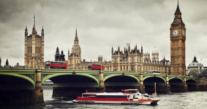 السياحة في لندن إحدى الوجهات السياحية فى أوروبا