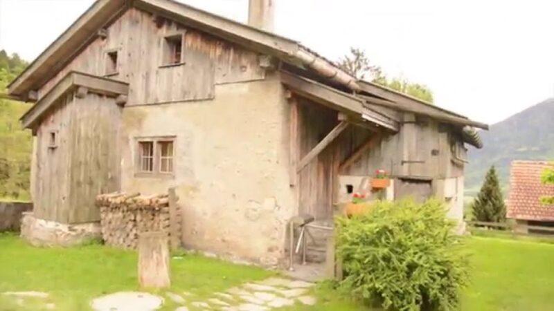 Photo of بيت هايدي في سويسرا …. تعرف على أجمل المناطق الريفية فى سويسرا