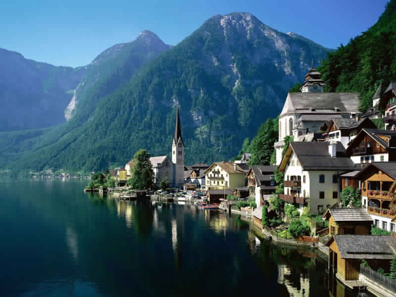 مدن النمسا