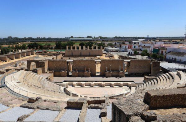 المسرح الرومانى