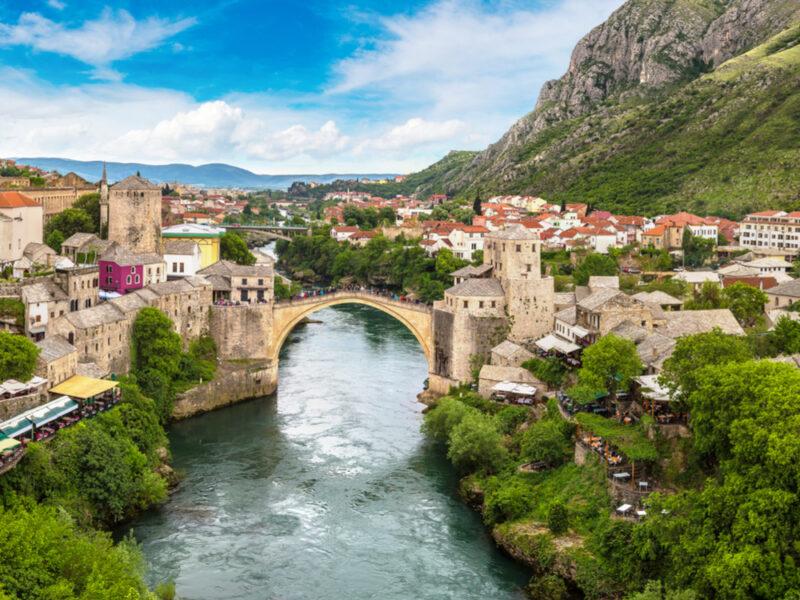 اروع الأماكن السياحية فى البوسنة