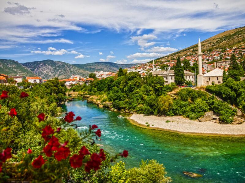 Photo of خريطة البوسنة والهرسك… تعرف عليها وأين تقع؟