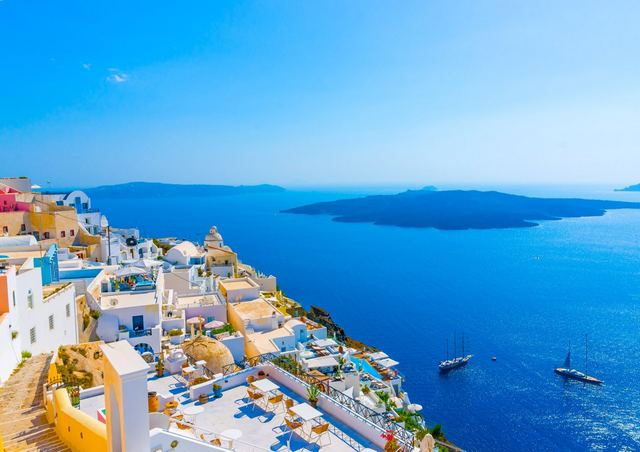 معالم تاريخية فى اليونان