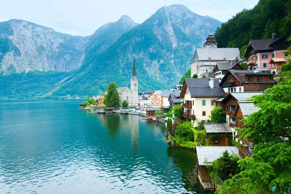 تكلفة السفر الى النمسا