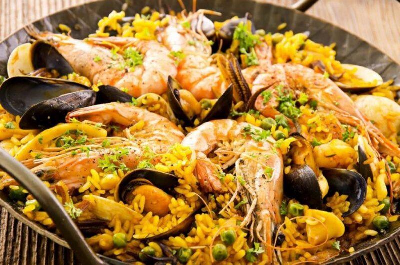 اشهر اكلات اسبانيا