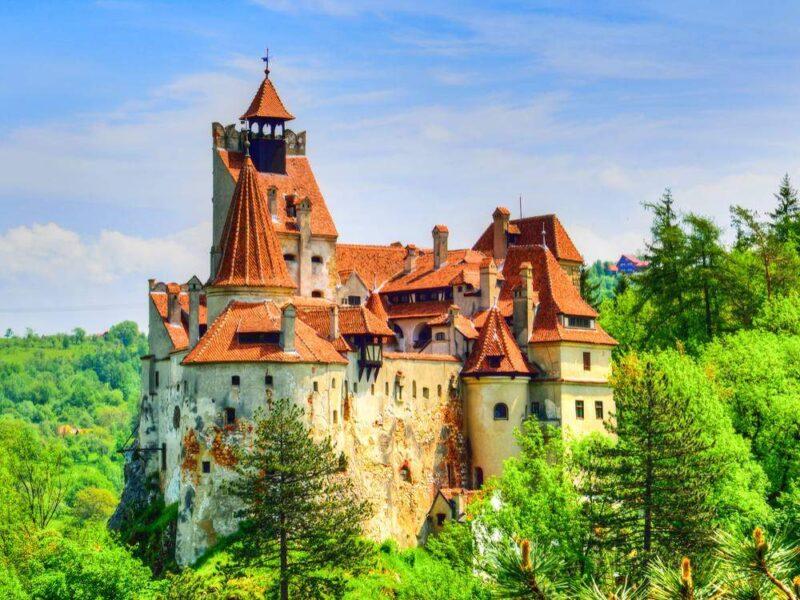 السفر إلى رومانيا
