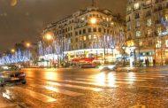 شارع الشانزليزيه من أرقى الشوارع فى باريس