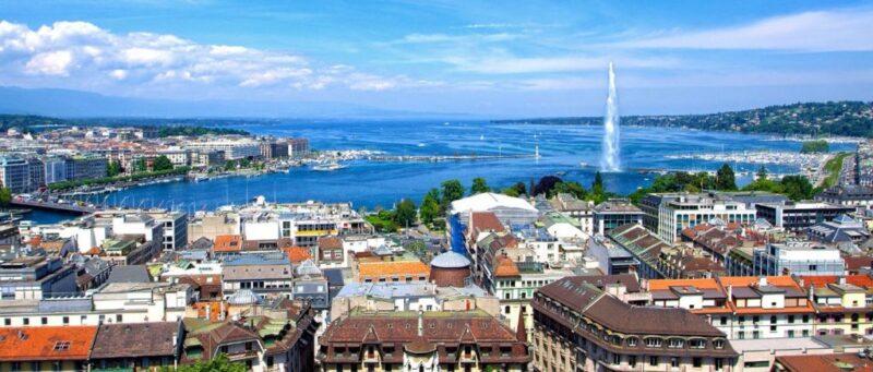 السياحة في جنيف من أكثر المدن جمالا فى أوروبا