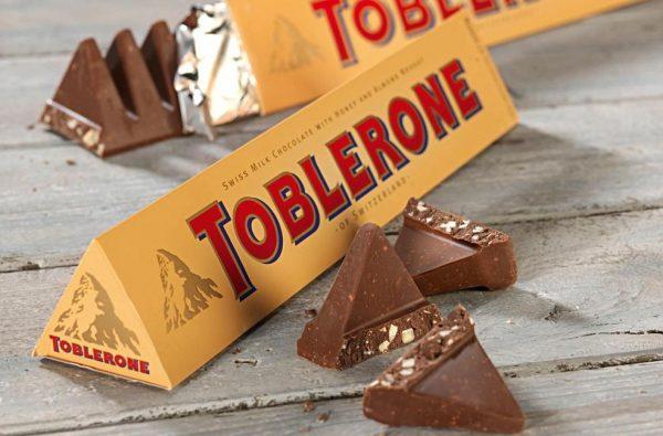 شوكولا التوبليرون