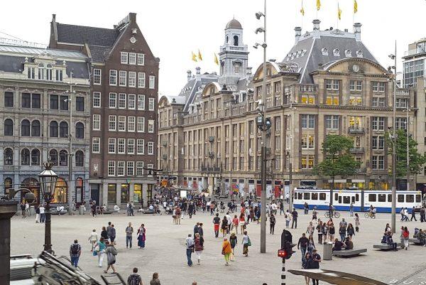 السياحة فى امستردام