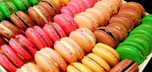 حلوى الماكارون