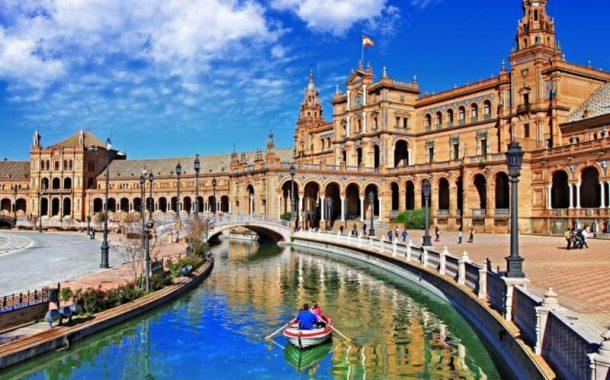 اشبيلية اسبانيا وأهم الأماكن السياحية بها