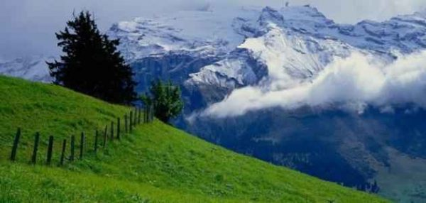 معالم سويسرا