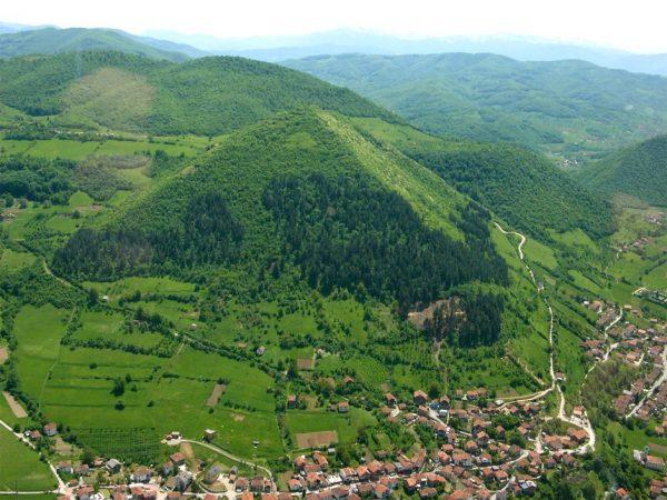 الطبيعة الخضراء فى البوسنة