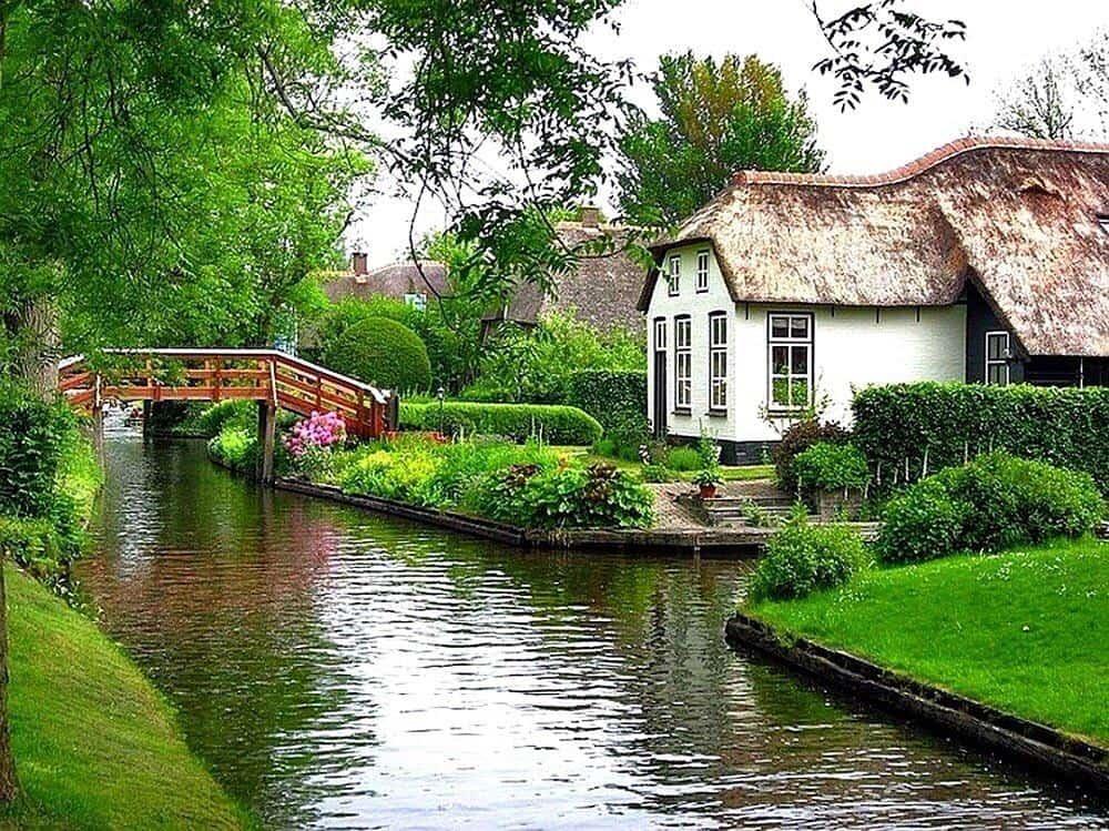 قرية جيثورن هولندا