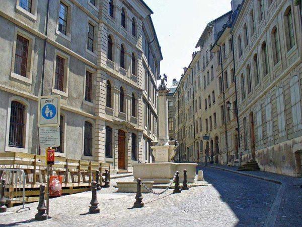 السياحة فى جنيف