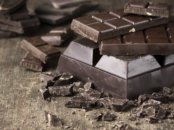 الشوكولا السويسرية