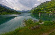 وادي لوتربرونن أحد المناطق السياحية الجذابة فى سويسرا