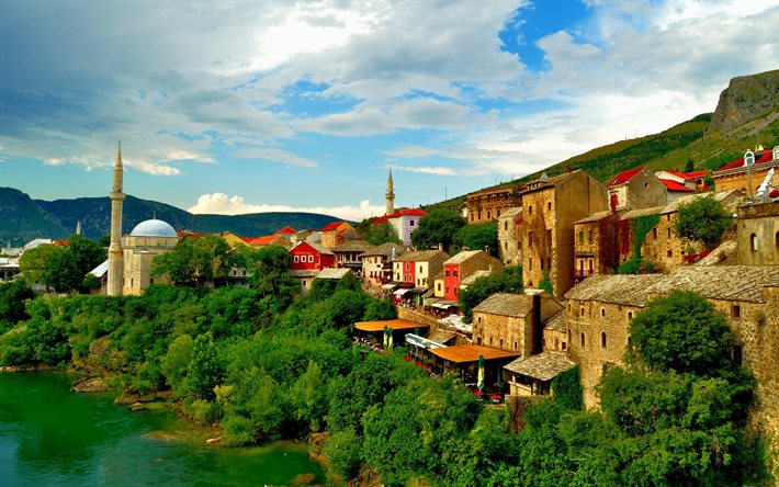 Photo of موستار البوسنة والهرسك…. تعرف على اجمل المناطق السياحية بها