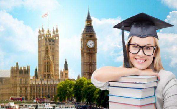 الدراسة فى بريطانيا