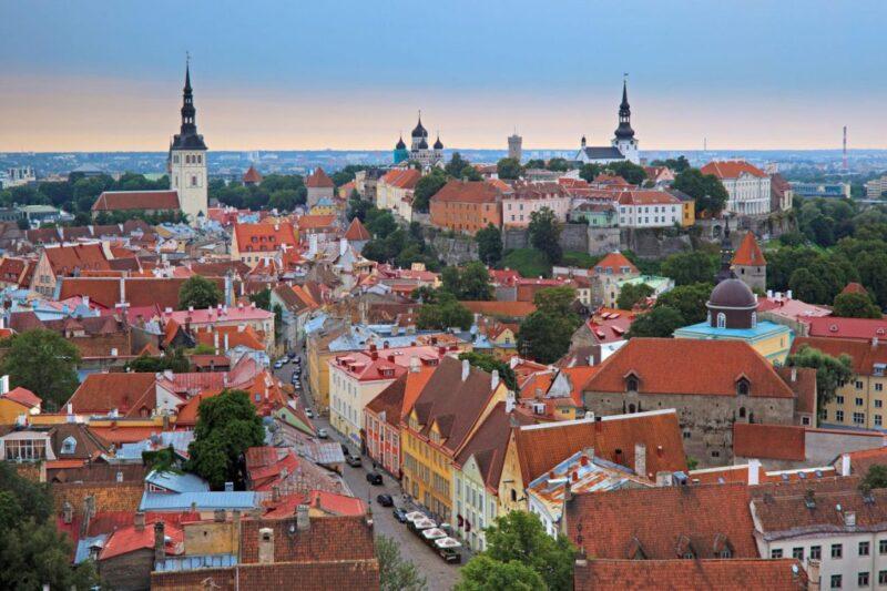 الاقامة فى استونيا