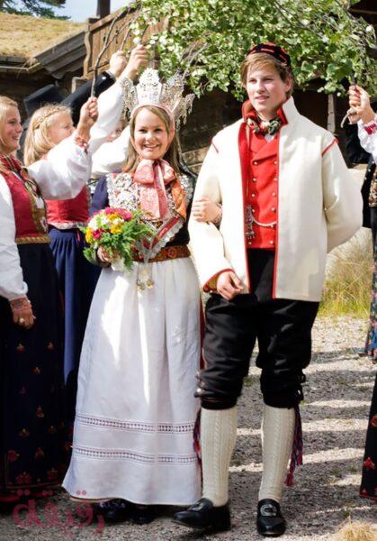 الزواج فى النرويج