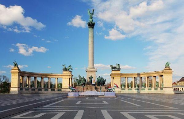 معالم بودابست السياحية