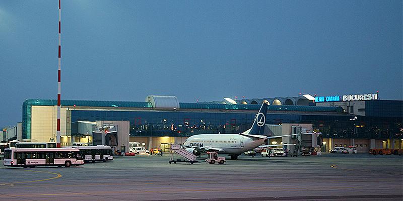أهم التسهيلات فى مطار بوخارست رومانيا