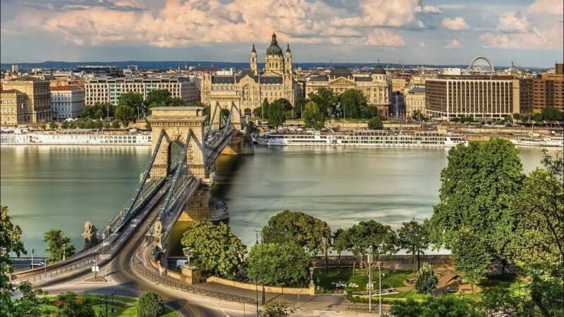 بودابست سياحة