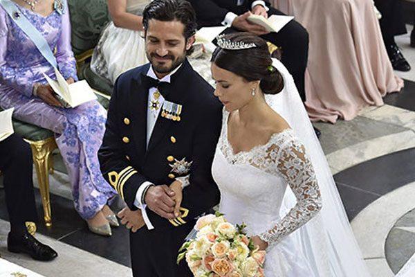 الزواج فى السويد