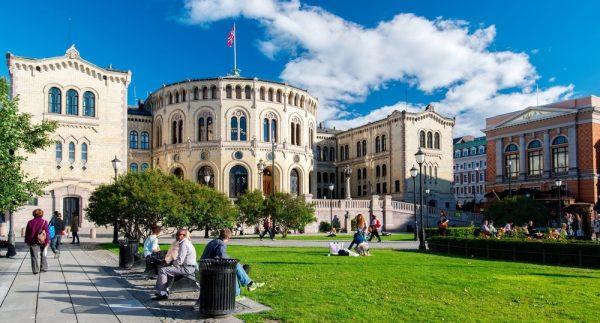 الدراسة فى النرويج