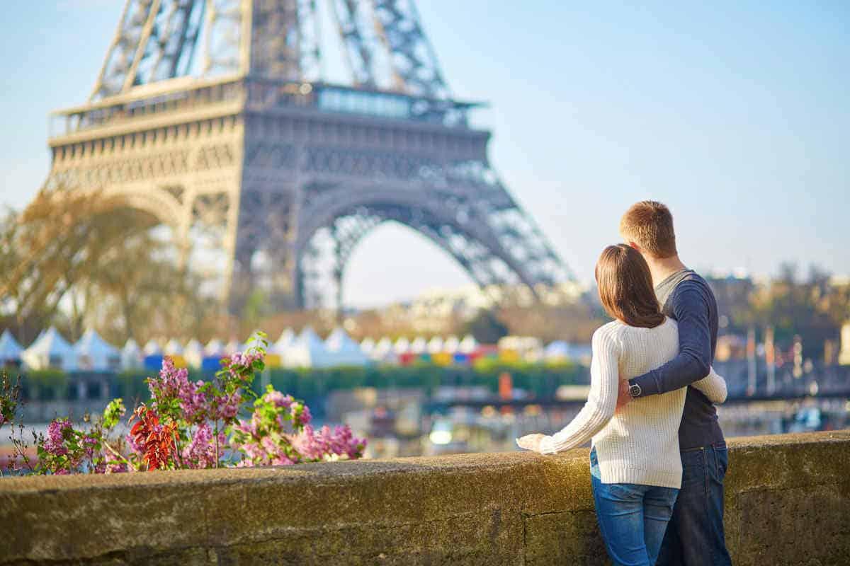 شهر عسل فى فرنسا