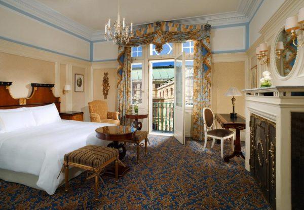 غرف فندق برستول عمان
