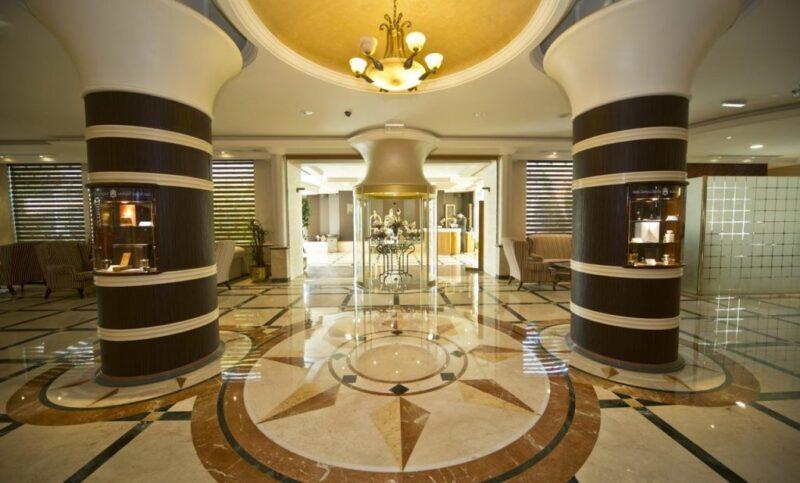 فندق بريستول عمان الأردن