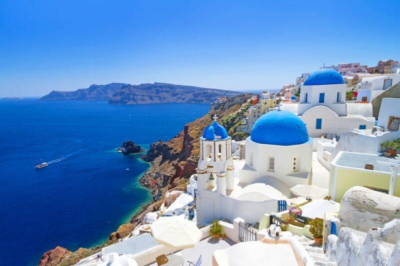 تكلفة شهر العسل في اليونان
