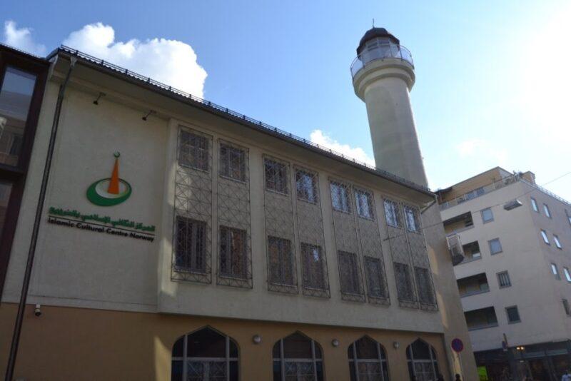 مسجد الرابطة الاسلامية