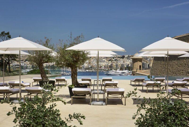 فنادق في مالطا