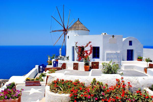 أجمل جزر اليونان لقضاء شهر العسل