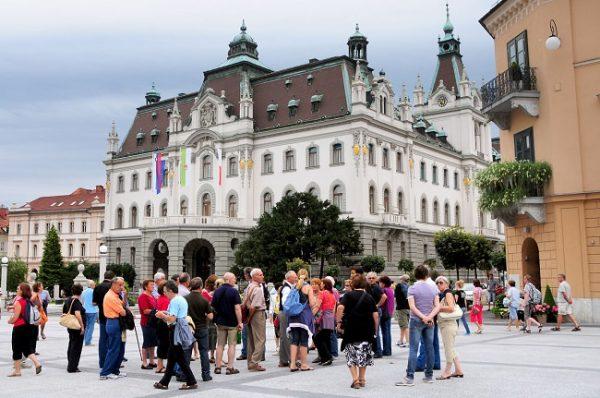 أحد جامعات سلوفينيا
