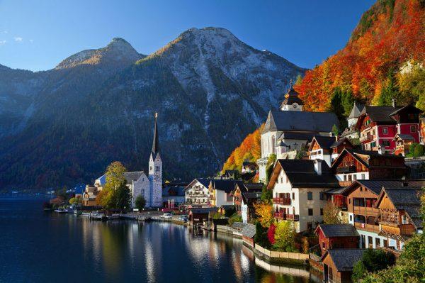 القرية النمساوية السياحية