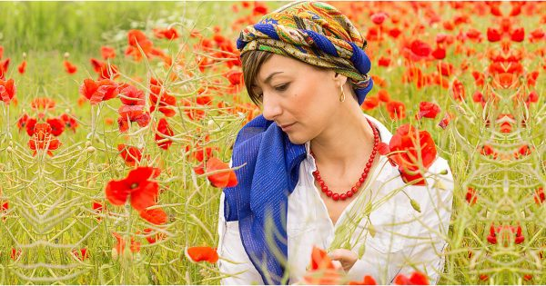 لمرأة-الأوكرانية