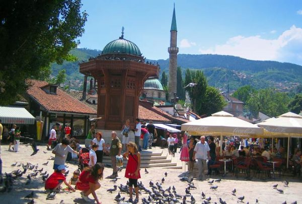 باسكارسييا سراييفو البوسنة