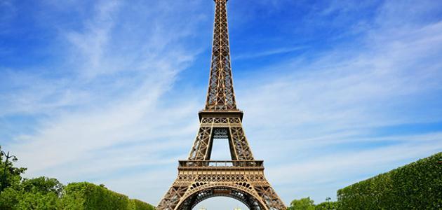 معلومات عن برج ايفل