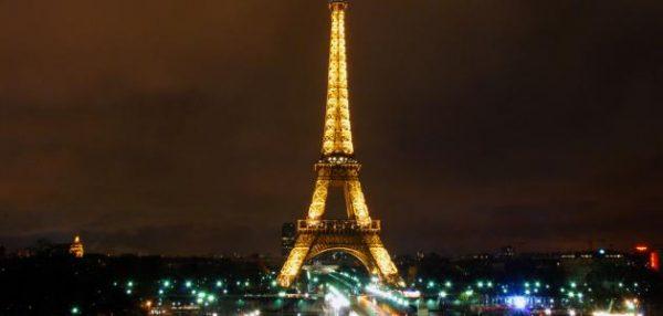 برج ايفل فى باريس