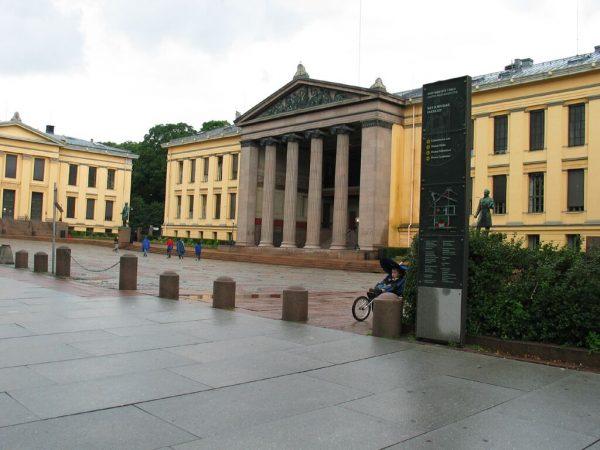 جامعة أوسلو النرويجية
