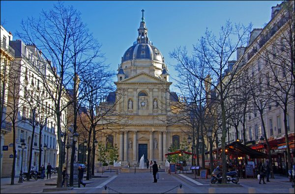 جامعة باريس الأولى