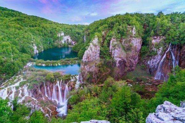 سحر الطبيعة شهر عسل في كرواتيا